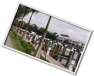 North Fort Myers Boat Slips