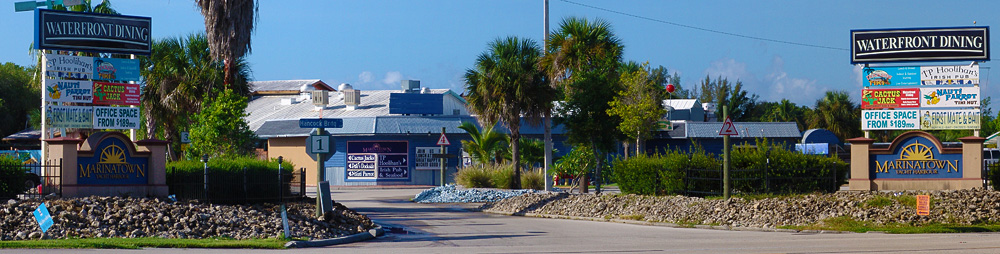 Marinatown Businesses In North Fort Myers Florida Home